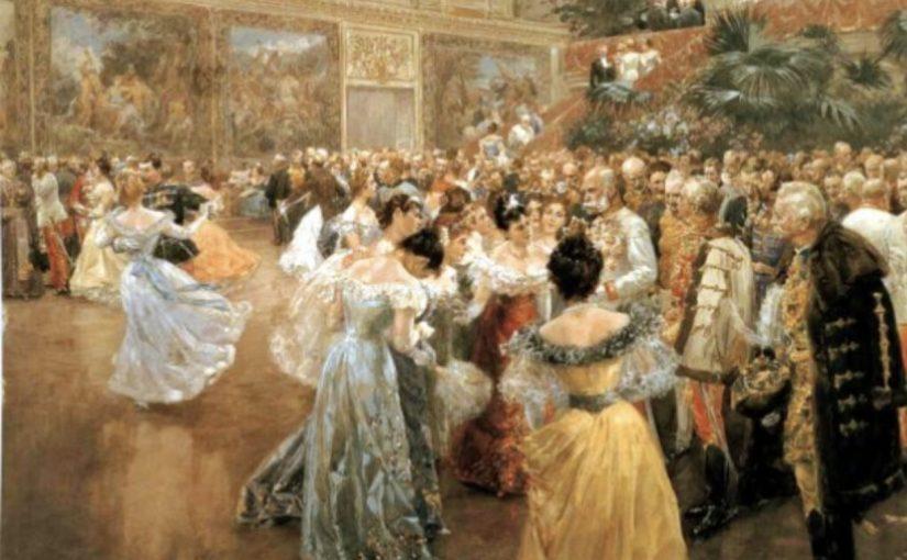 拉威爾(Ravel, 1875-1937):管弦樂曲「圓舞曲」(La Valse)