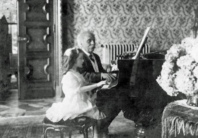 佛瑞(Fauré 1845-1924):朵莉組曲(Dolly Suite) Op. 56