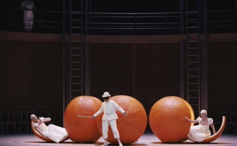 普羅高非夫(Sergei Prokofiev, 1891-1953):三個橘子之戀組曲第三曲-進行曲(The love for three oranges Suite, Mvt. III: March)
