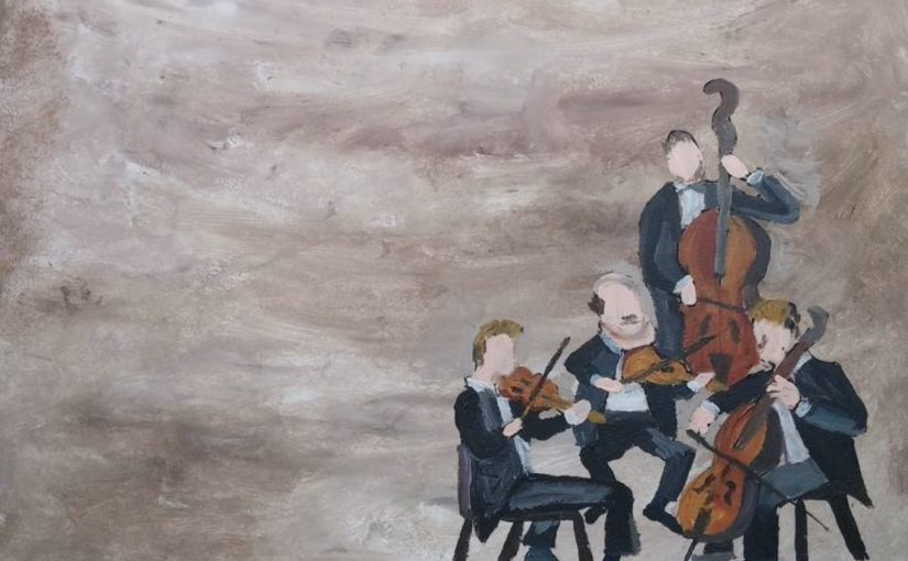 法朗克(C.A. FRANCK, 1822-1890):D大調弦樂四重奏